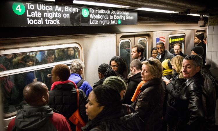 MTA Catastrophe: A Typical Week on the NYC Subway